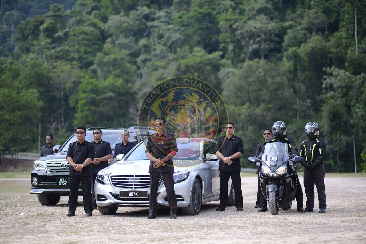 VVIP and VIP Protection, Executive Protection, Personal Bodyguards and Manned Guarding Services, Kuala Lumpur, Malaysia